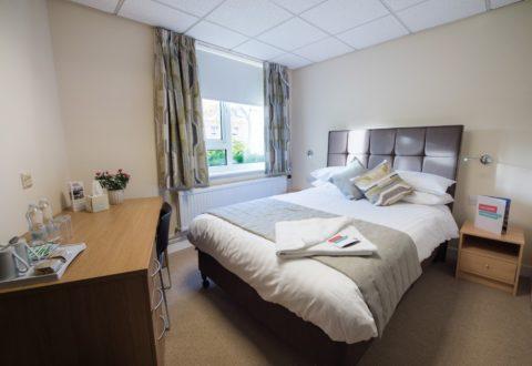 Lancaster University Guest Rooms