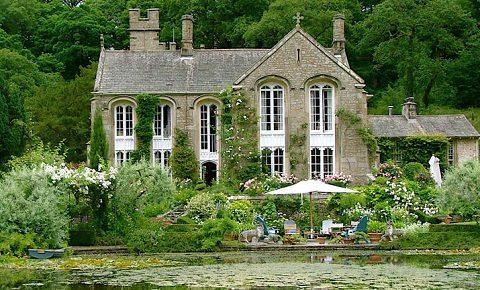 Gresgarth Hall and Gardens