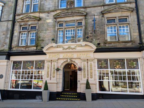 Royal Kings Arms Hotel