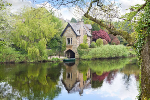 The Boat House, Halton