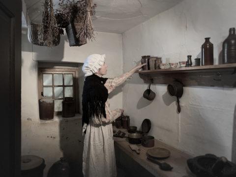 Lancaster Cottage Museum