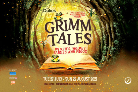 The Dukes Theatre: Grimm Tales: Witches, Wolves, Fairies and Frogs