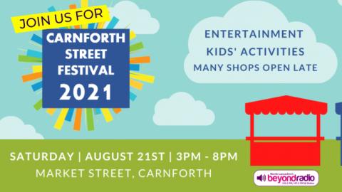 Carnforth Street Festival