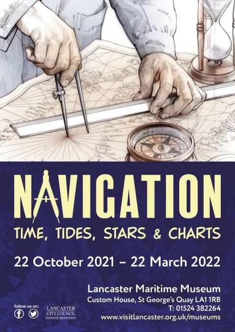 NAVIGATION: times, tides, stars & charts (exhibition)