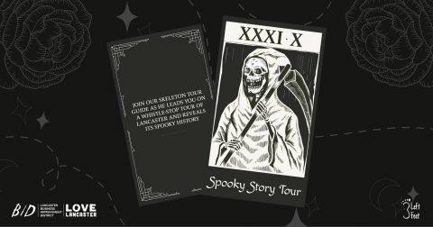 Lancaster Spooky Skeleton Tours